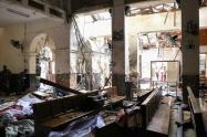 156 muertos dejan ataques en iglesias y hoteles de Sri Lanka