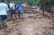 Este hecho se presentó en el municipio de Ciudad Bolívar, suroeste del departamento