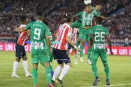 Junior vs Atlético Nacional - Fecha 15 Liga Águila 2019-I