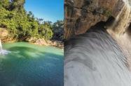 Pozo Azul contaminado por derrame de Crudo en Tibú