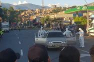 Foto de referencia sobre homicidios en Medellín