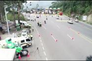 Operación retorno durante el puente de Semana Santa