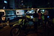 Asesinan a comerciante en su carro en Laureles