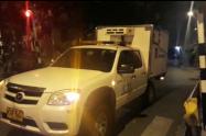 Una persona muerta dejó pelea a cuchillo en Medellín