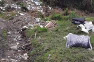 Desalojo Comuna 13
