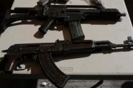Decomiso de armas