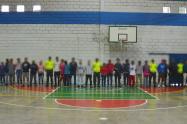 Son 30 integrantes de banda de microtráfico El Salto detenidos en Salgar.