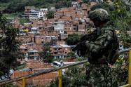 Gracias a estos operativos, 200 presuntos integrantes de los grupos de delincuencia organizada, como  La Agonía, Betania, El Coco y La Torre, han sido capturados este año.