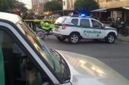 Hallan cadáver en la parte trasera de un taxi en Niquia Camacol