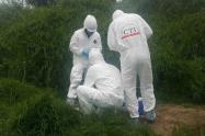 Dos personas muertas en El Bagre, Antioquia