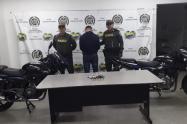 El joven fue detenido con un arma de fogueo con la cual intimidaba a sus víctimas