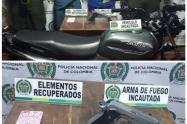 Los elementos hurtados a esta persona tenían un valor de 1.400.000 pesos.