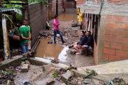 Invierno en Antioquia