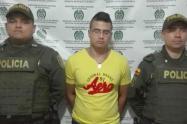 """Capturan en La Estrella alias """"La Loba"""", presunto responsable de homicidios"""