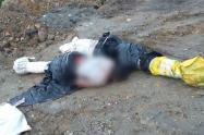 Autoridades hallan cuatro costales, con cuerpos humanos en el occidente de Medellín