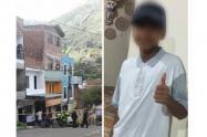 Niño de 14 años muere en tiroteo en Bello