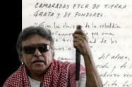 Santrich defiende a Iván Márquez tras alejamiento con Timochenko