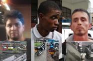 Tres presuntos fleteros fueron capturados en el centro de Medellín