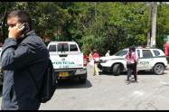 La víctima cruzó una frontera invisible en ese municipio.