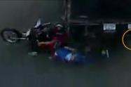 Víctima de accidente de tránsito espera que se haga justicia