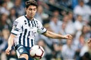 Stefan Medina, jugador del Monterrey