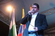 El alcalde César Suárez Mira fue acusado por 11 delitos, pero en primera instancia el juez lo absolvió por cuatro fraudes procesales y tres falsedades en documento público y los condenó por tres falsedades ideológicas y una falsedad en documento público.