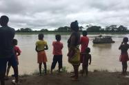 Desplazados en Chocó.