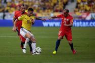 Colombia vs Chile - Eliminatorias
