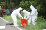Este es el asesinato número 23 ocurrido este año en esa zona del occidente de Medellín.