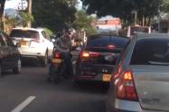 Autoridades de Medellín tras la pista de los nuevos fleteros virales