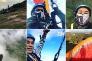 Parapentista murió al caer de una altura de 300 metros en Bello