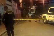 Asesinan a un hombre de 35 años en Bello