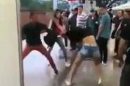 Por tocarle la cola, pasajeros del Metro de Medellín protagonizaron pelea