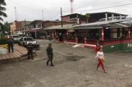 Panorámica de Tarazá, Bajo Cauca.