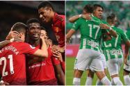 Manchester United - Atlético Nacional