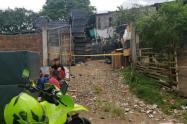 Asesinato de venezolanos en Medellín. Crimen de una mujer por el hurto de diez mil pesos
