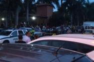 Estable permanece niño venezolano herido durante balacera en Bello