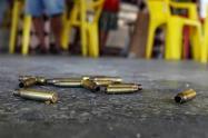 homicidios, balas, disparos