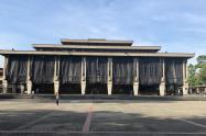Biblioteca de la Universidad de Antioquia.
