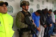 Los capturados, no solo deberán responder por los delitos inicialmente señalados, además del delito de fuga de presos.