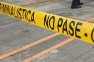 Éstas dos muertes violentas fueron cometidas con armas de fuego.