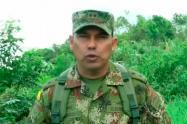 Jorge Romero, general del Ejército retirado de la institución