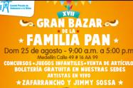 Con un bazar buscan recursos para ayudar a 7 mil niños vulnerables en Antioquia