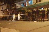 """Asesinaron a alias """"el cabezón"""" en el barrio Pedregal de Medellín"""