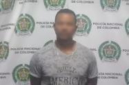 Le pidieron la cédula en Medellín y resultó ser cabecilla de combo criminal