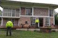 Los bienes estaban ubicados en Medellín, Antioquia, Valle y en Nariño.
