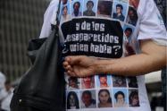 Desaparecidos en Colombia