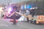 Un hombre murió ahogado en los charcos de Barbosa