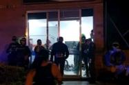 Asesinan a joven de 19 años en un taller de motos en Caldas, Antioquia