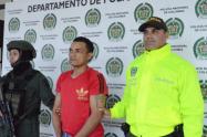 Capturan a peligroso sicario de los caparros en Medellín